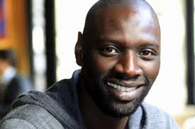 Omar Sy, a famous French actor an humorist
