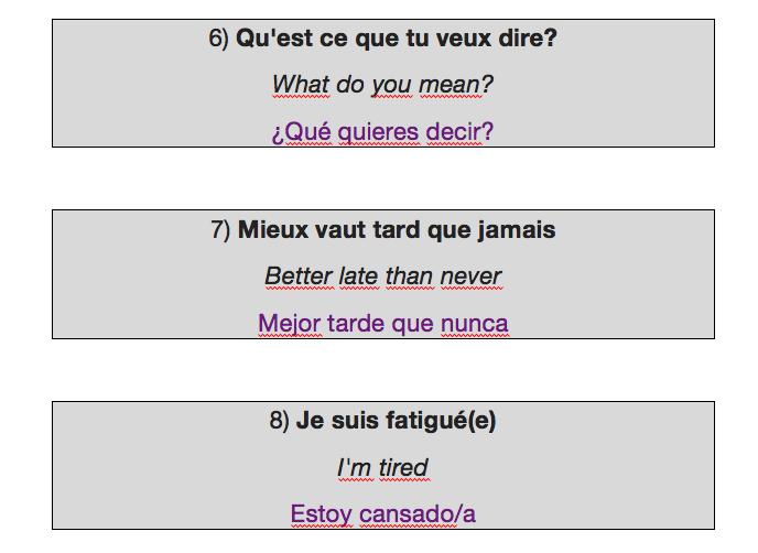 Traduire flirter en espagnol