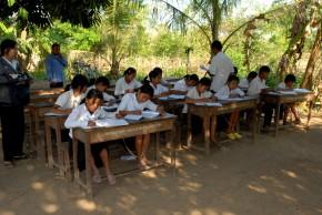 Apprendre une langue autrement : volontariat et bénévolat à l'international