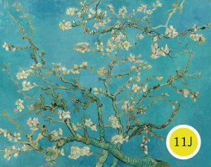 Tableau Van Gogh Almendro en flor