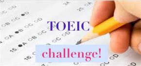 TOEIC CHALLENGE DAY#5