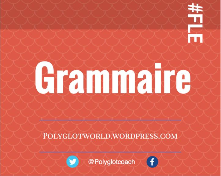 grammaire FLE français langue étrangère polyglotcoach.png
