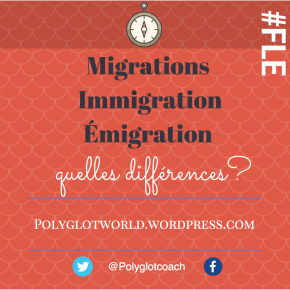 Point vocabulaire: migrer,émigrer ouimmigrer?