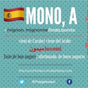 Les mots espagnols qui viennent de l'arabe#1