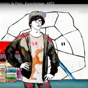 Compréhension orale n°10 – Les arrondissements de Paris (d'après Karambolage)• B1-B2 •FLE