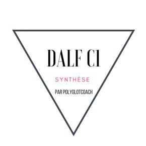 Réussir l'exercice de synthèse écrite au DALF C1 : explications et méthode •FLE