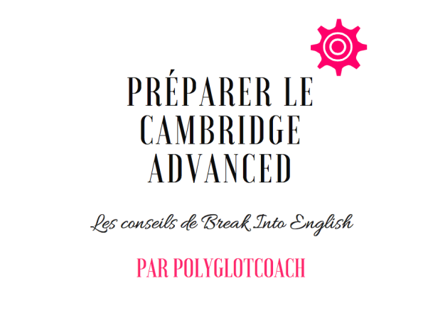 préparer le cambridge advanced polyglotcoach.png
