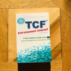 Préparer le TCF avec le livre «TCF Entraînement intensif» (Ellipses) : notreavis