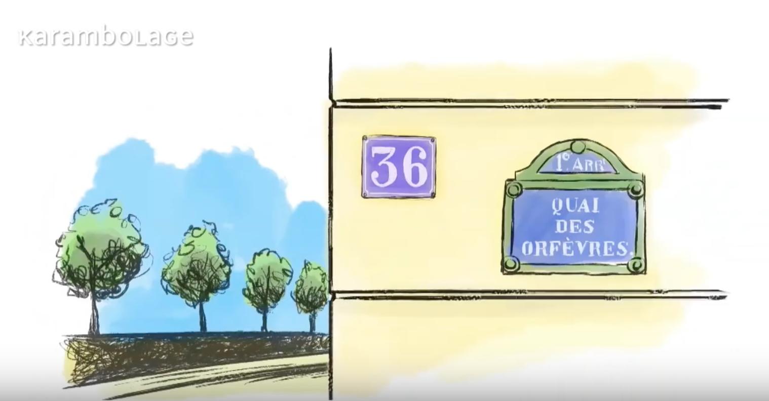 le quai des orfèvres français apprendre le français French.png