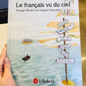 """Les cartes mentales illustrées pour apprendre le français, façon """"Le français vu du ciel"""" de Marion Charreau : quels atouts et quelleslimites?"""