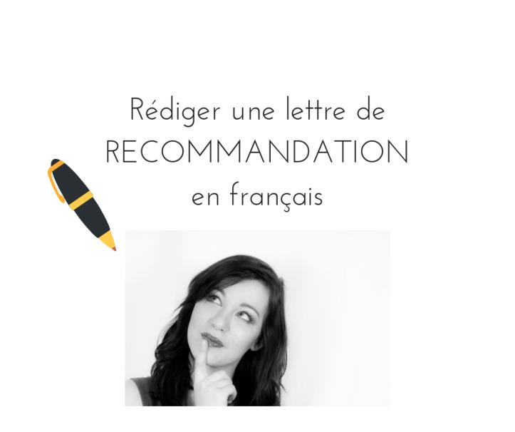 rédiger une lettre de recommandation en français polyglotcoach.png
