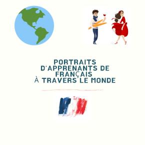 Trois portraits d'apprenants de français à découvrir : Katia, Parwinder etRavindra